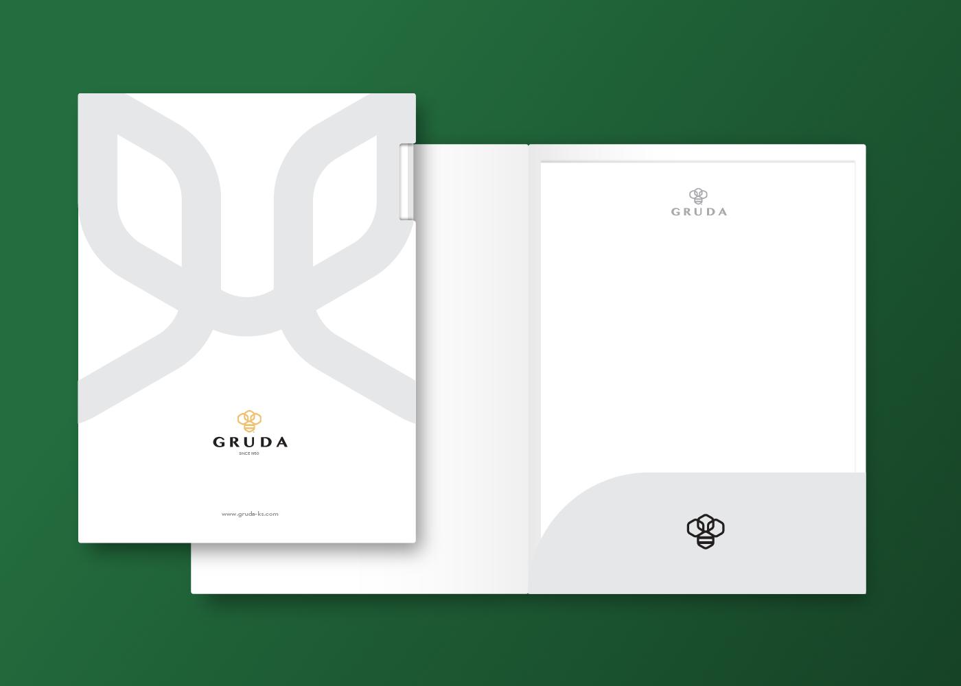 GRUDA - Branding