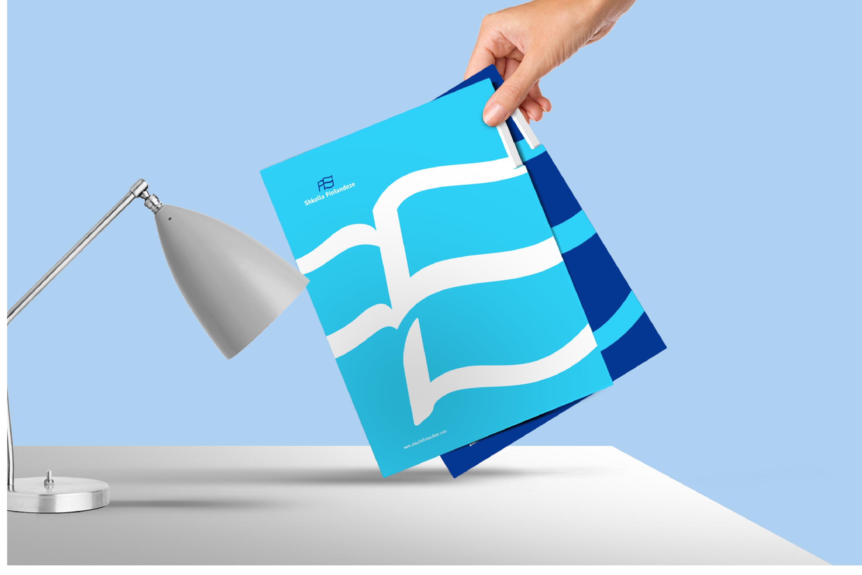 Finnish School - Branding