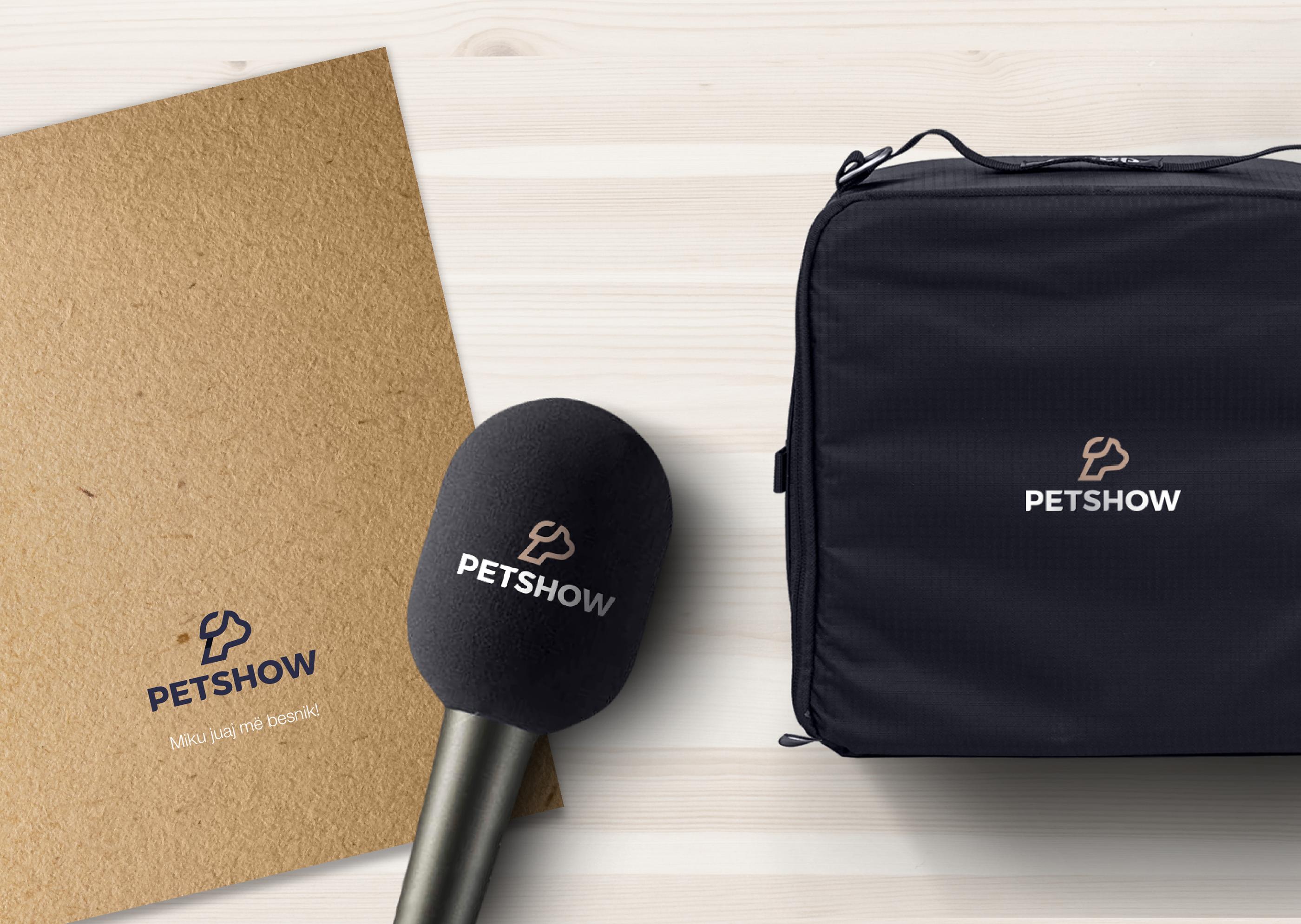 PETSHOW - Branding