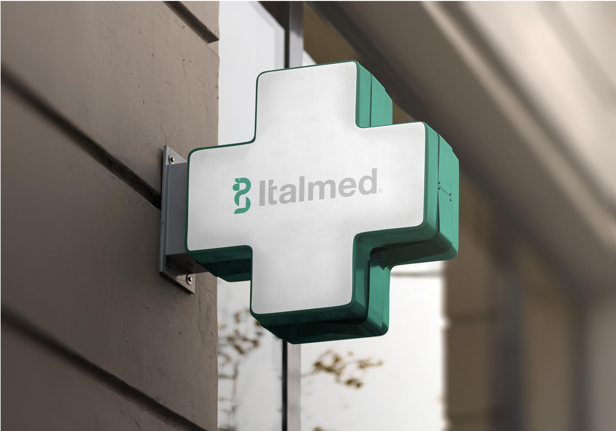 Italmed - Branding