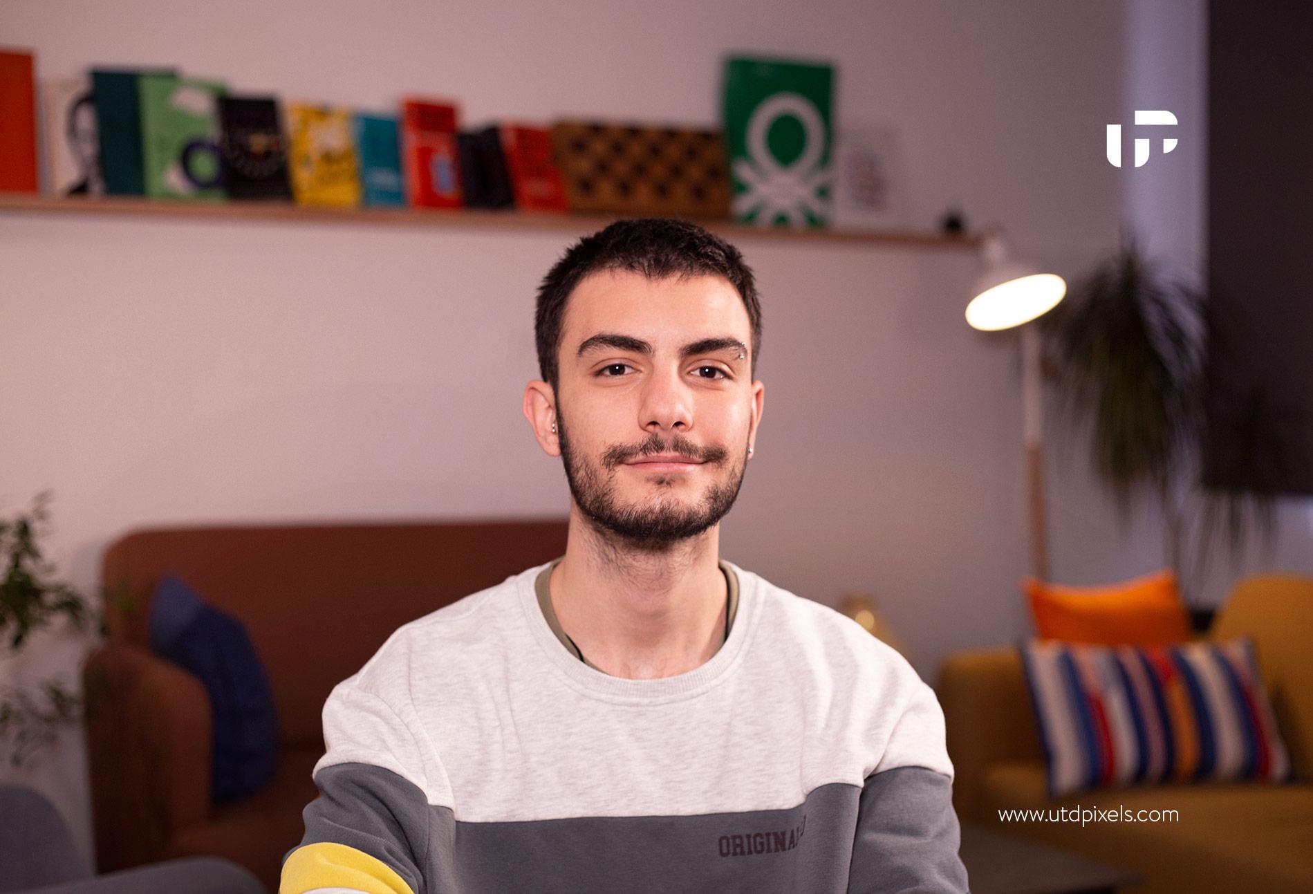 Megzon Mullahasani - Interview